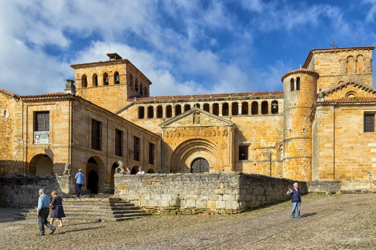 Cathedral of Santillana del Mar