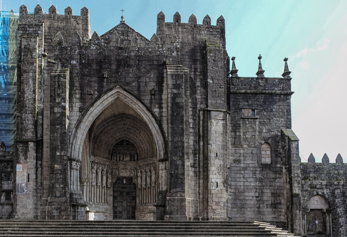 The Cathedral of Santa Maria in Tui