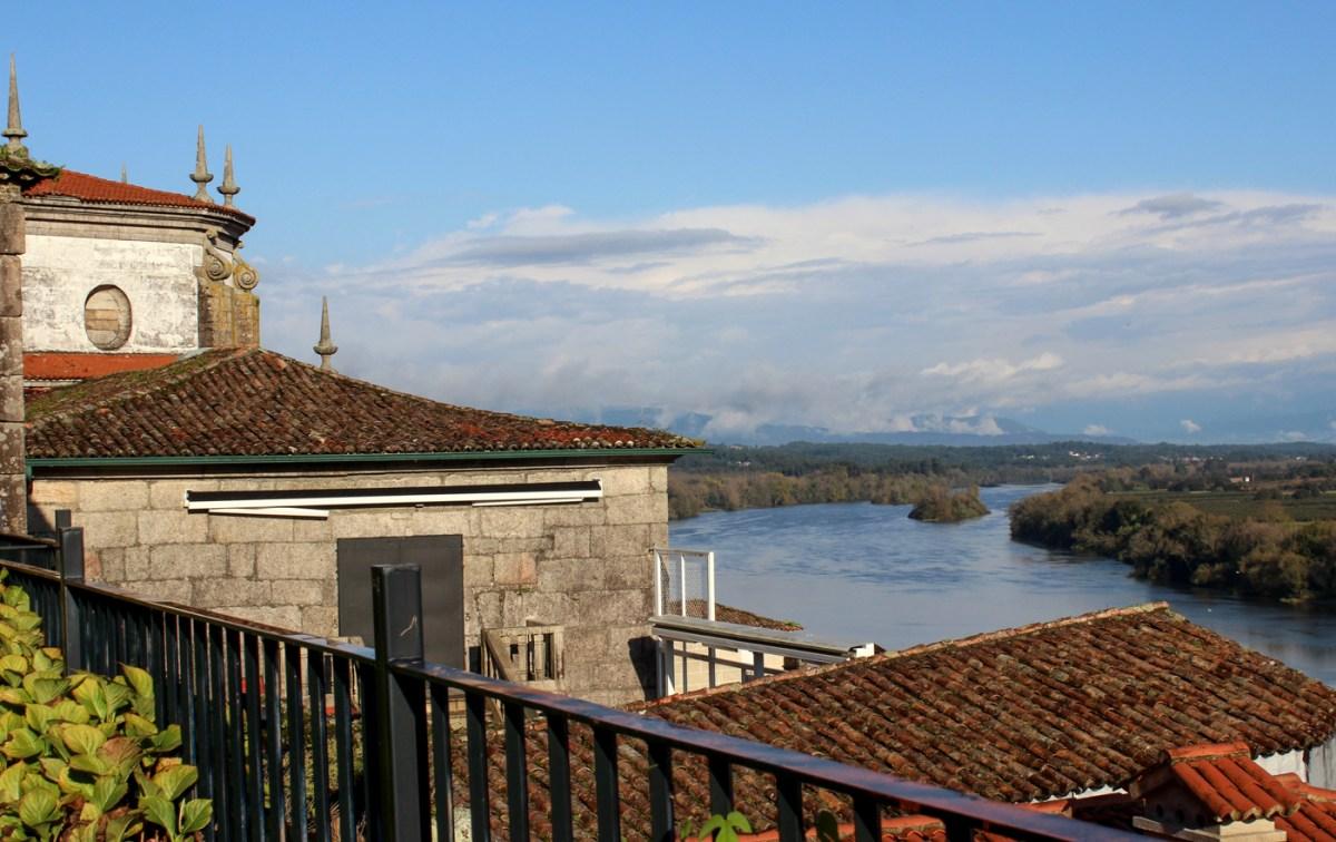 The Mino River and the interior of Galicia