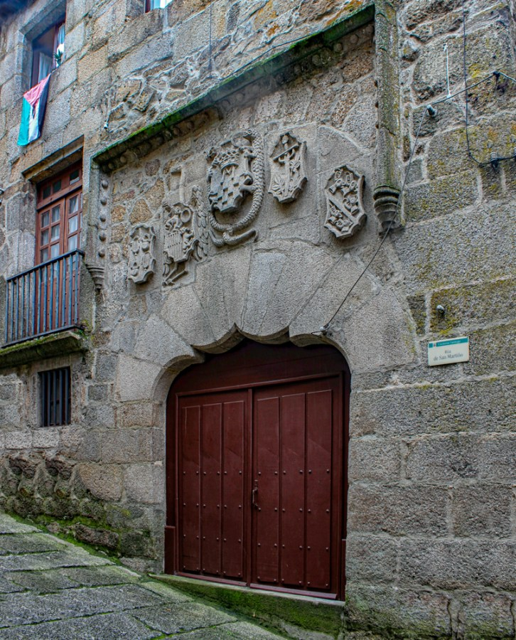 House of the Inquisition in Ribadavia