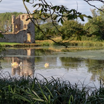 Baconsthorpe Castle and Heydon in Norfolk