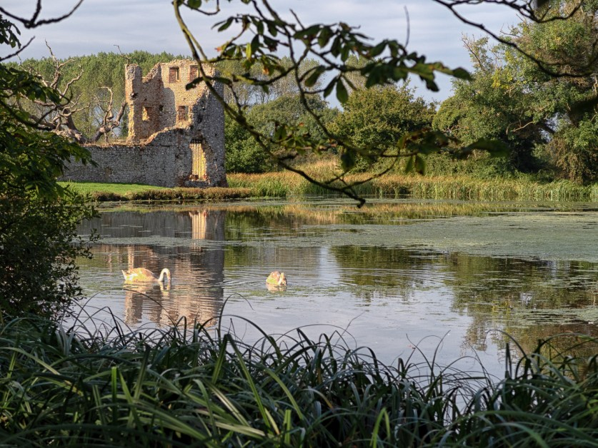 The Mere at Baconsthorpe Castle