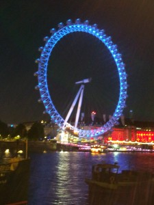 Riesenrad London Eye