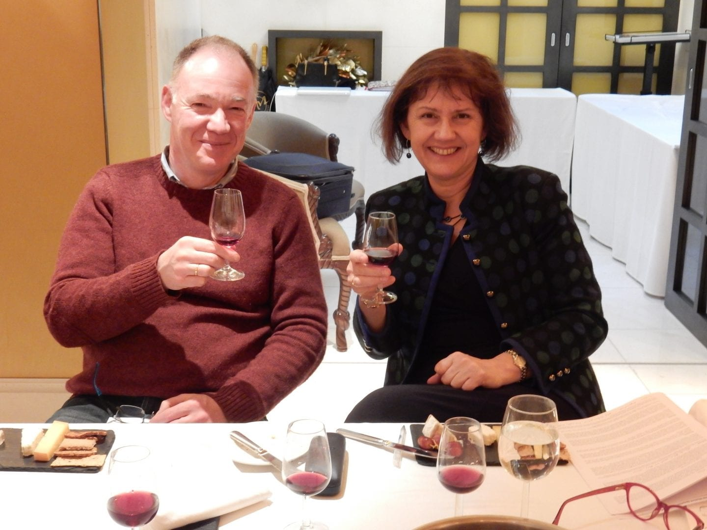 Wine Date - London Wine Academy