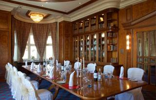 The Carlton Hotel Library Wine Tasting Experience London
