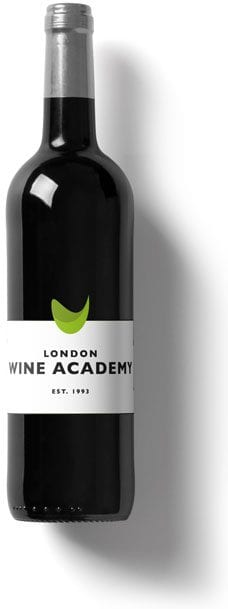 25th Wine Bottle - London Wine Academy