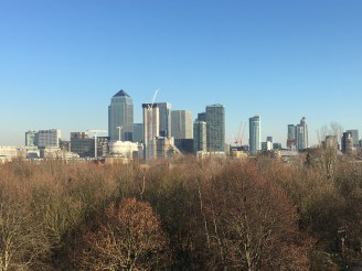 View from Stave Hill