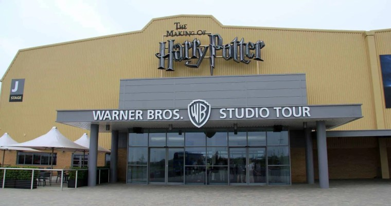 Harry Potter Studios a londra ingresso