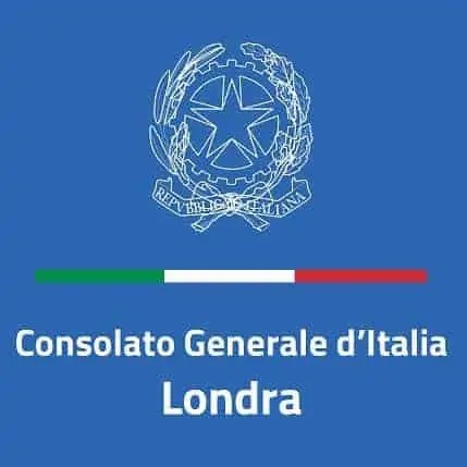 consolato italiano londra