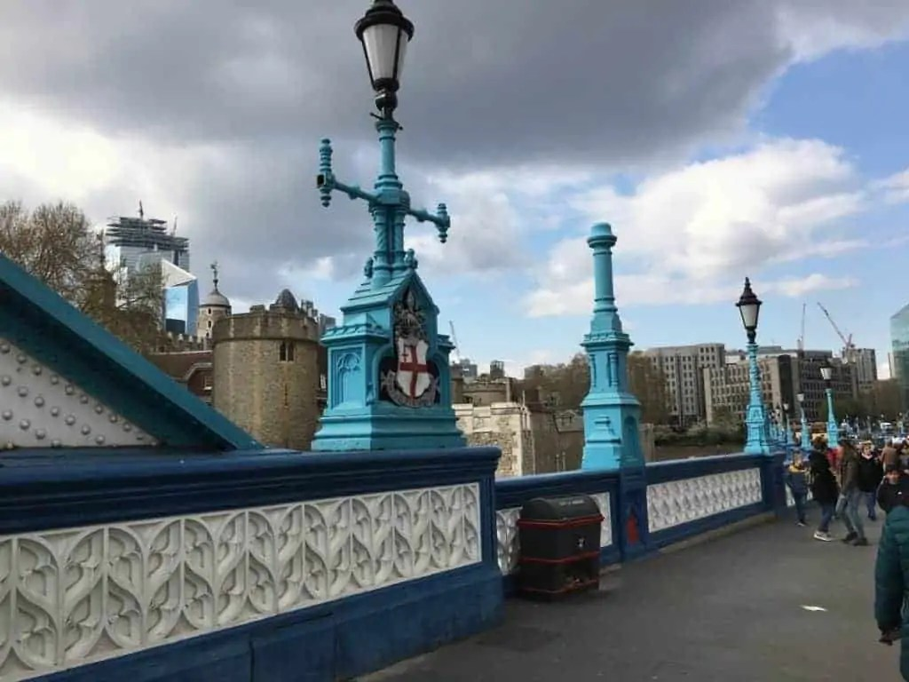tower bridge camino