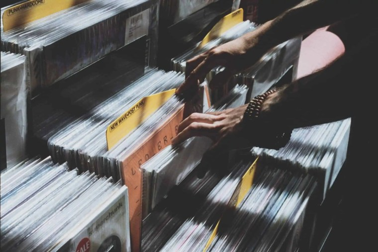 cosa comprare a londra: dischi in vinile