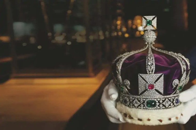 gioielli della corona torre di londra