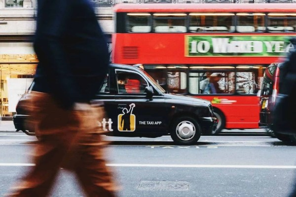 taxi di londra
