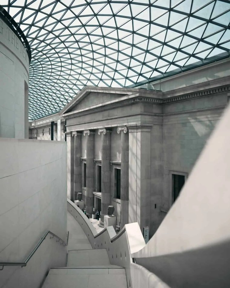 british museum great hall