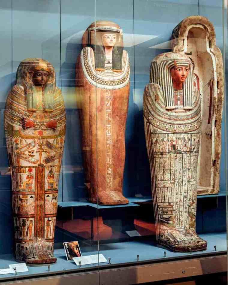 mummie british museum