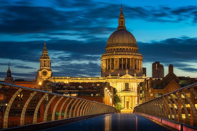 Londra'da Çalışmak