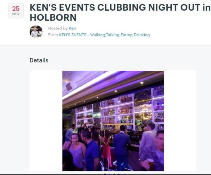 Kens event