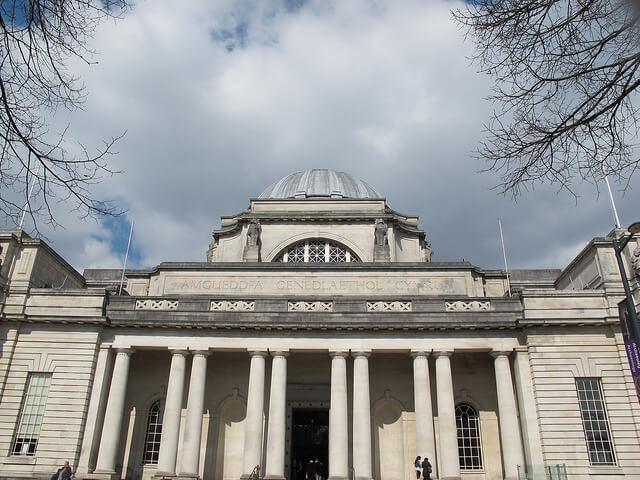 cardiff ulusal müzesi