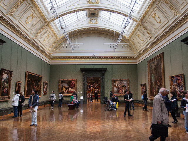 national gallery salon