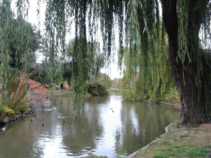 regents park manzara
