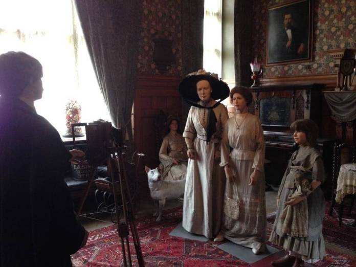 guildhall müzesi oda