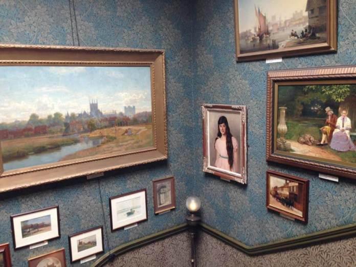 guildhall müzesi resimler