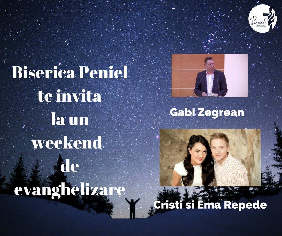 Weekend de evanghelizare