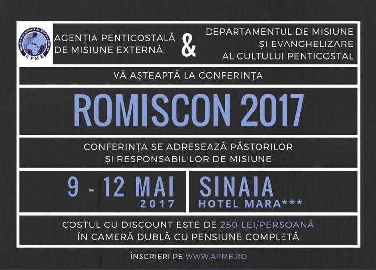 ROMISCON 2017