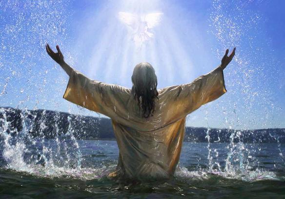 Botez Nou Testamental la Biserica Betesda Watford