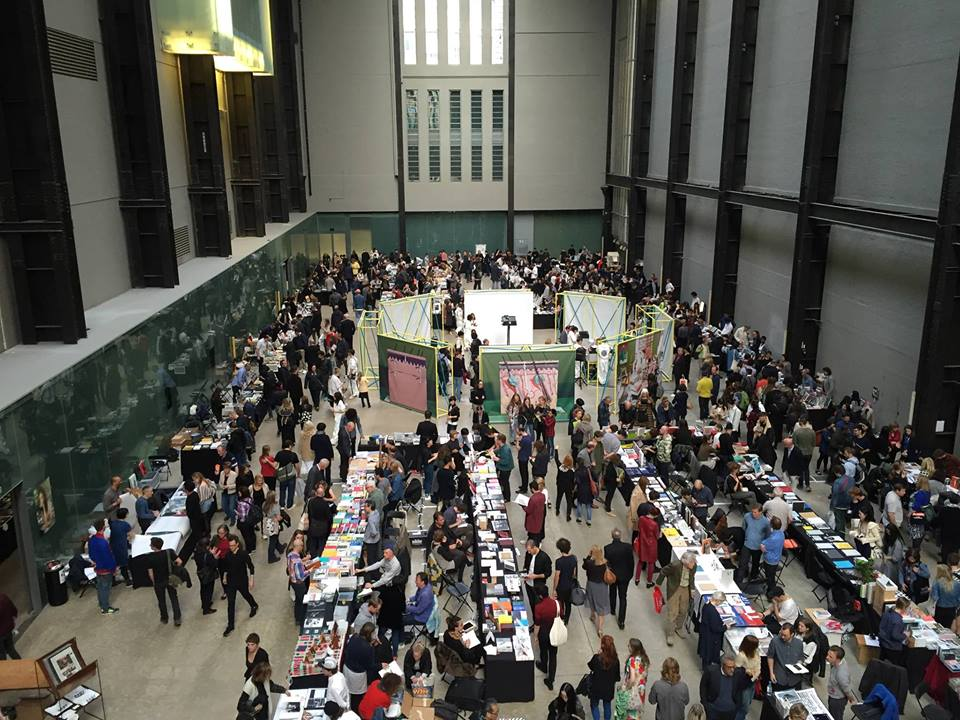 Romanian Art Publishing at London's Offprint Fair