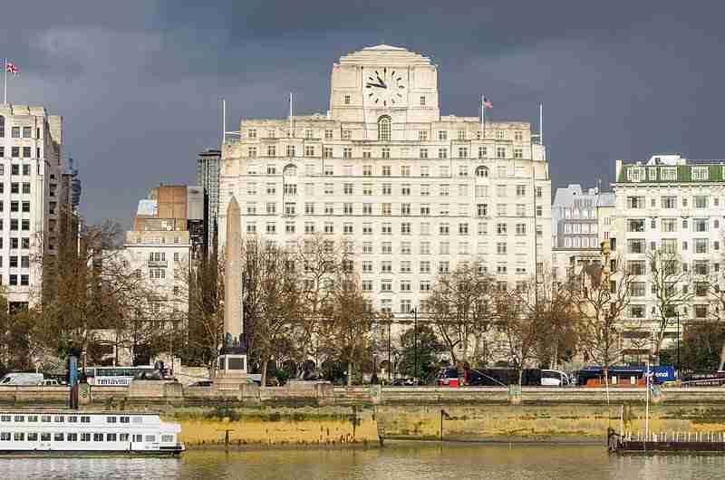 orologio più grande di Londra