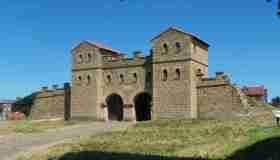 Scopri l'Inghilterra: il forte romano di Arbeia