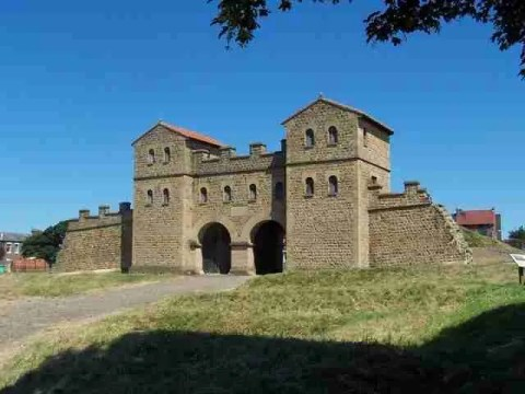 Il forte romano di Arbeia, dove si trova e cosa vedere