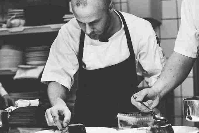 lavoro da kitchen porter