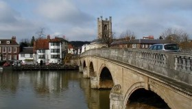 Visitiamo Henley-on-Thames nello Oxfordshire
