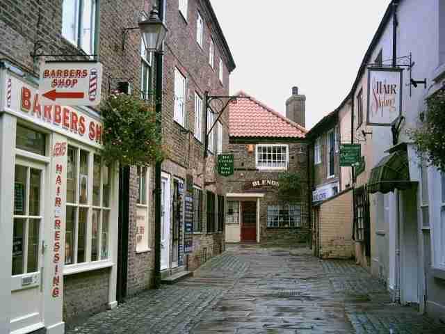 Darlington in County Durham