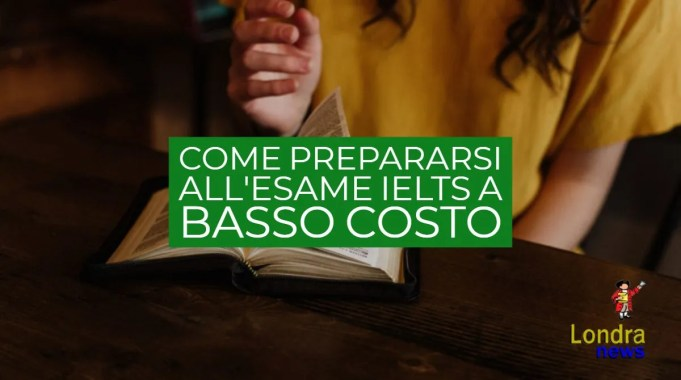 prepararsi all'esame IELTS