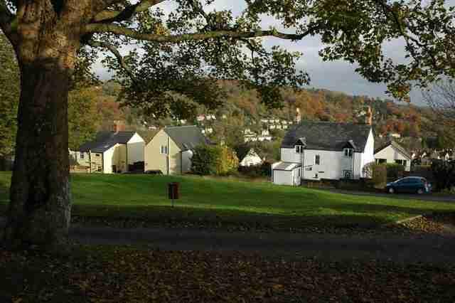Nailsworth nei Cotswolds