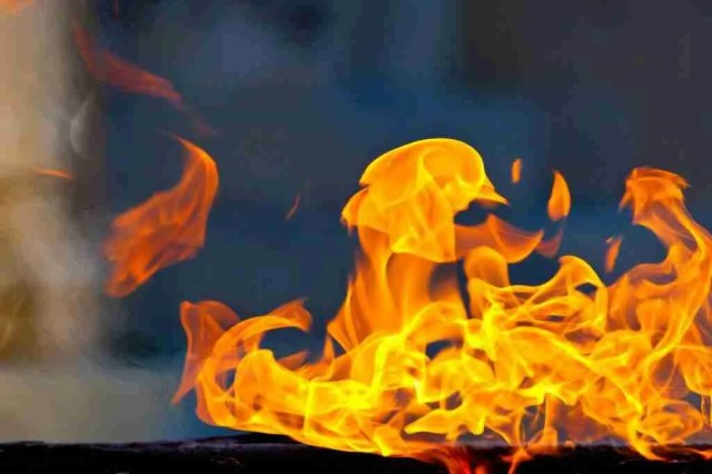 incendio a brentford