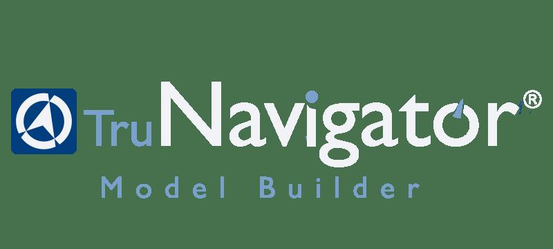 TruNavigator Model Builder