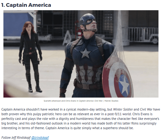 CaptainAmericaBest