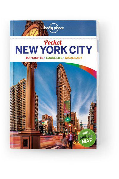 Pocket New York City, Edition - 6 by Lonely Planet