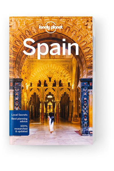 Spain, Edition - 11 by Lonely Planet