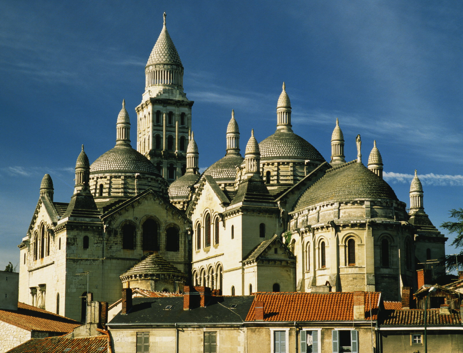 Cath 233 Drale St Front P 233 Rigueux France Attractions Lonely Planet