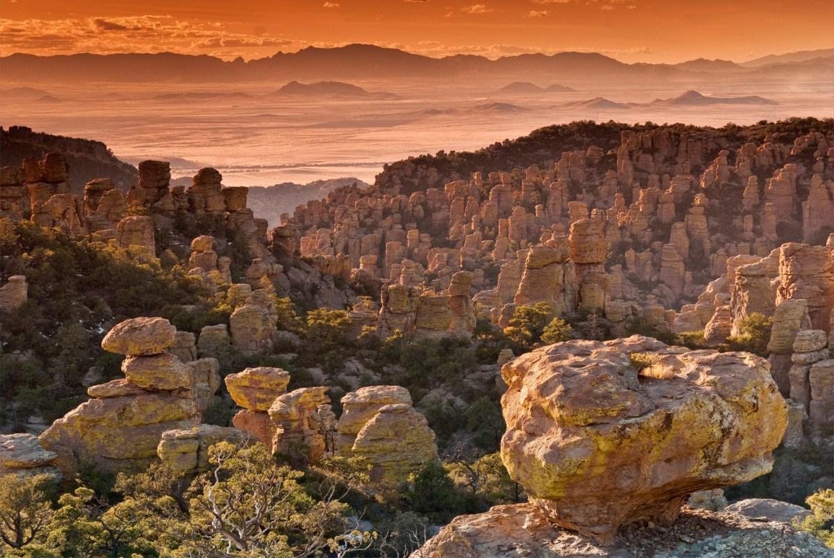 Chiricahua National Monument Travel Arizona Usa Lonely Planet