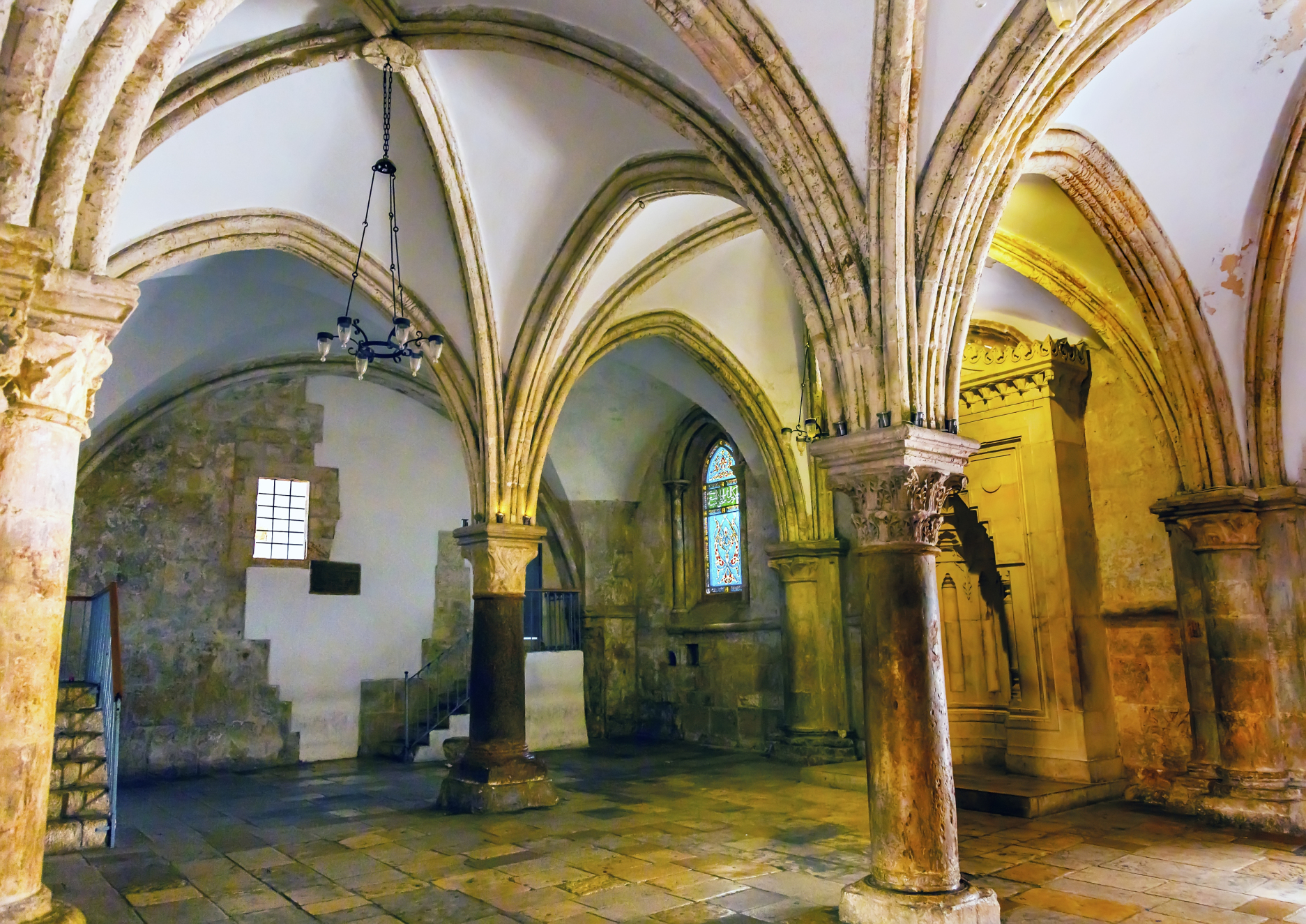 Room Of The Last Supper Jerusalem Attractions