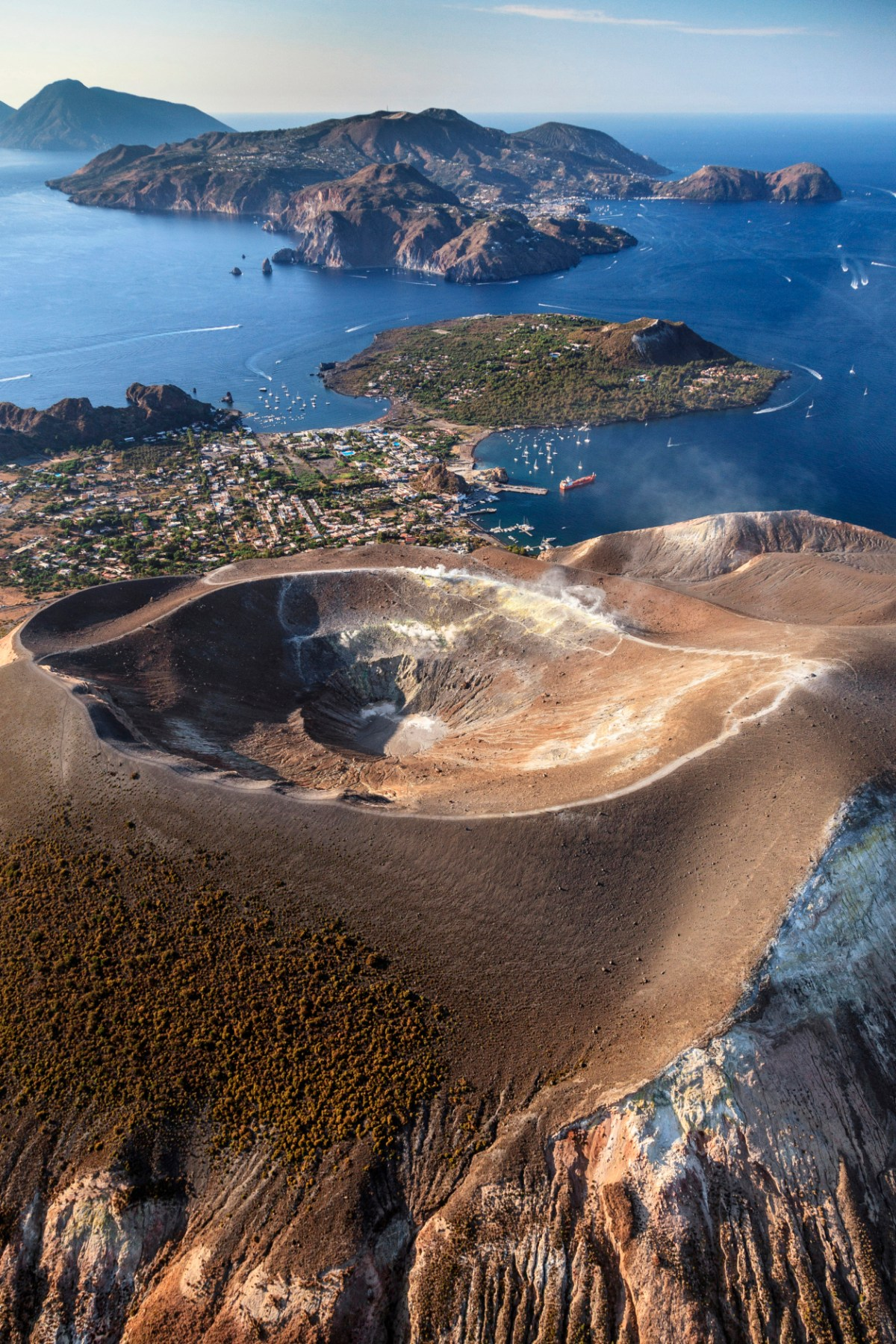 Archipelago Islands Caribbean