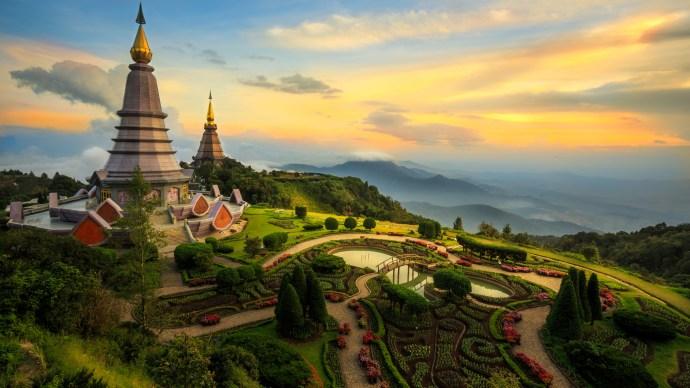 cidades mais seguras para mulheres que viajam sozinhas Chiang Mai, Tailândia