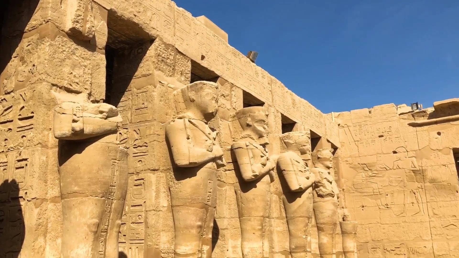 Just Back From Egypt Lonely Planet Video