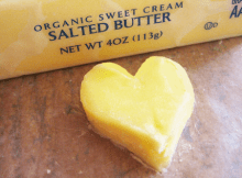 Can saturated fat in butter be good for you?